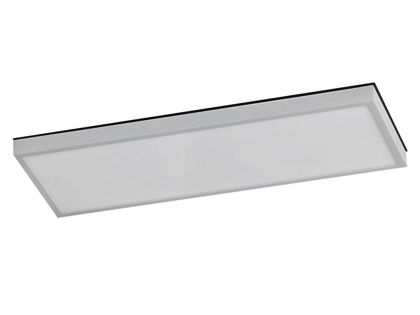 LED Deckenleuchte CASSA weiß Paneel 120x30cm Design Deckenlampe Wohnraum Büro