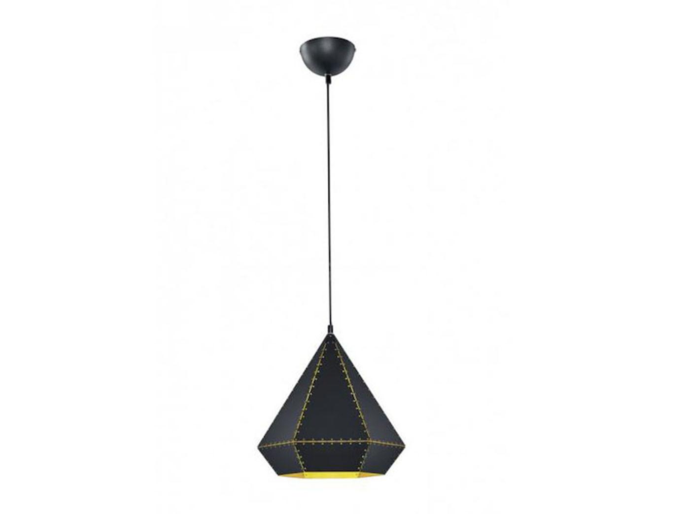 Inspirierend Hängelampe Küche Galerie Von Das Bild Wird Geladen Trio-design-haengelampe-ton-schwarz-gold-35cm-pendelleuchte-