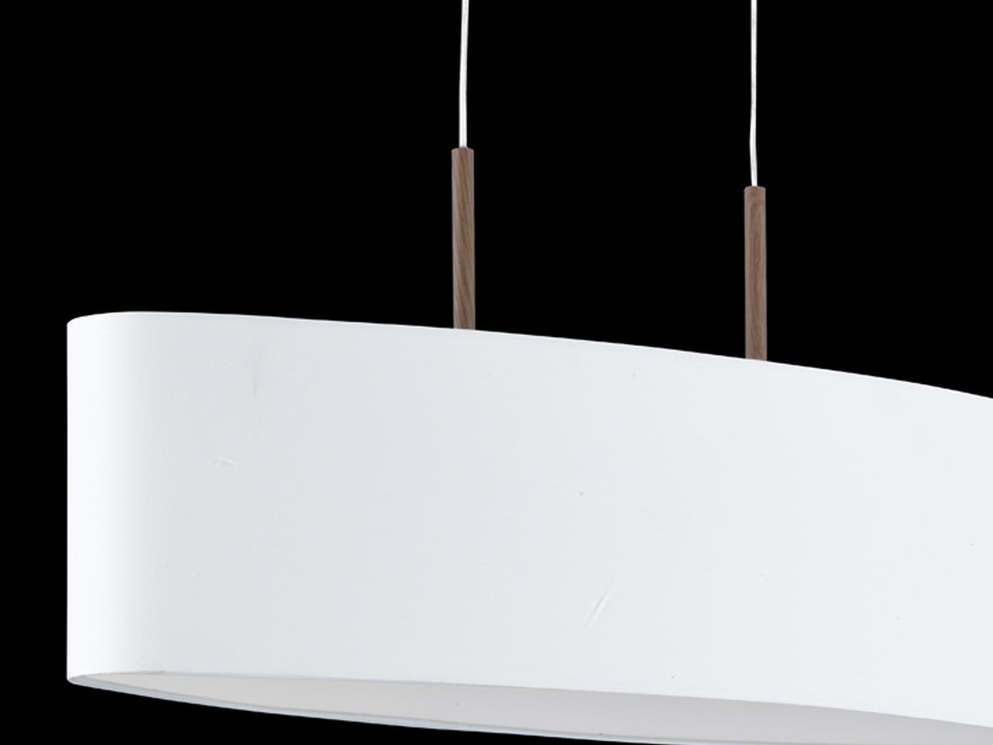 Elegant Hängeleuchte Esstisch Ideen Von 2 Von 6 Hängeleuchte Mit Led Weiß