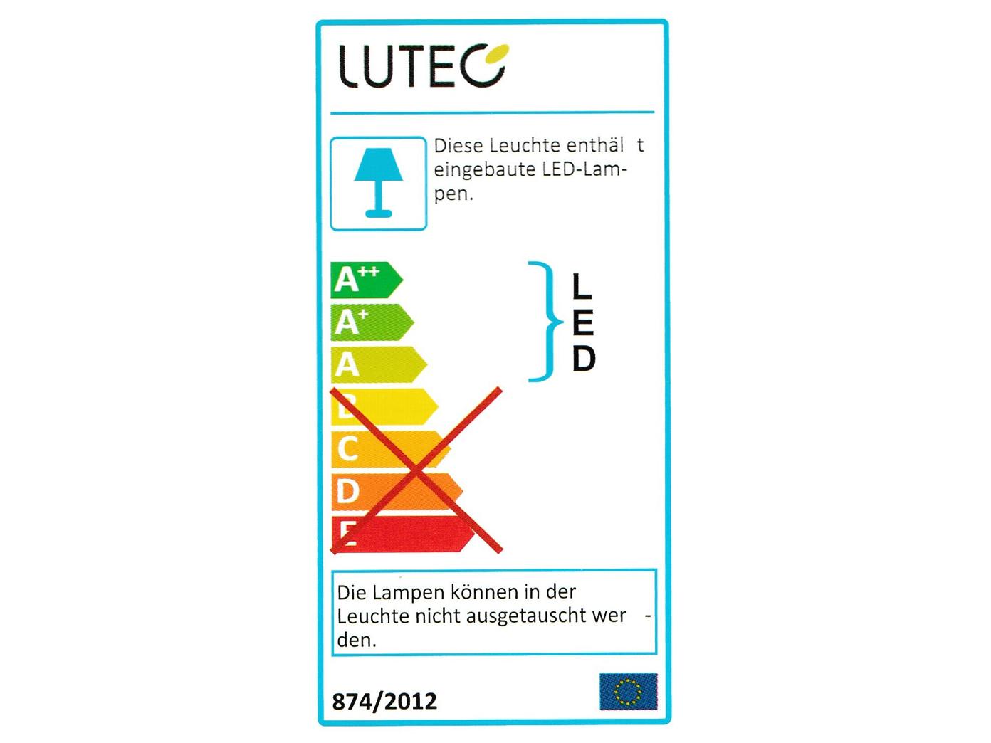 LED-Ausenwandleuchte-mit-Solar-Bewegungsmelder-Hausnummern-IP44-Wandleuchten miniatura 4