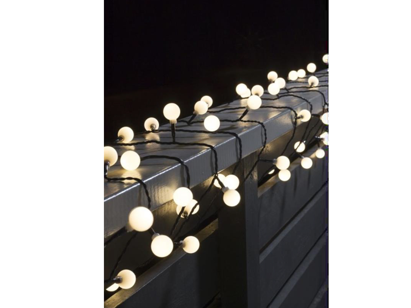 led lichterkette au enbeleuchtung funksteckdose fernbedienung weihnachten ebay. Black Bedroom Furniture Sets. Home Design Ideas
