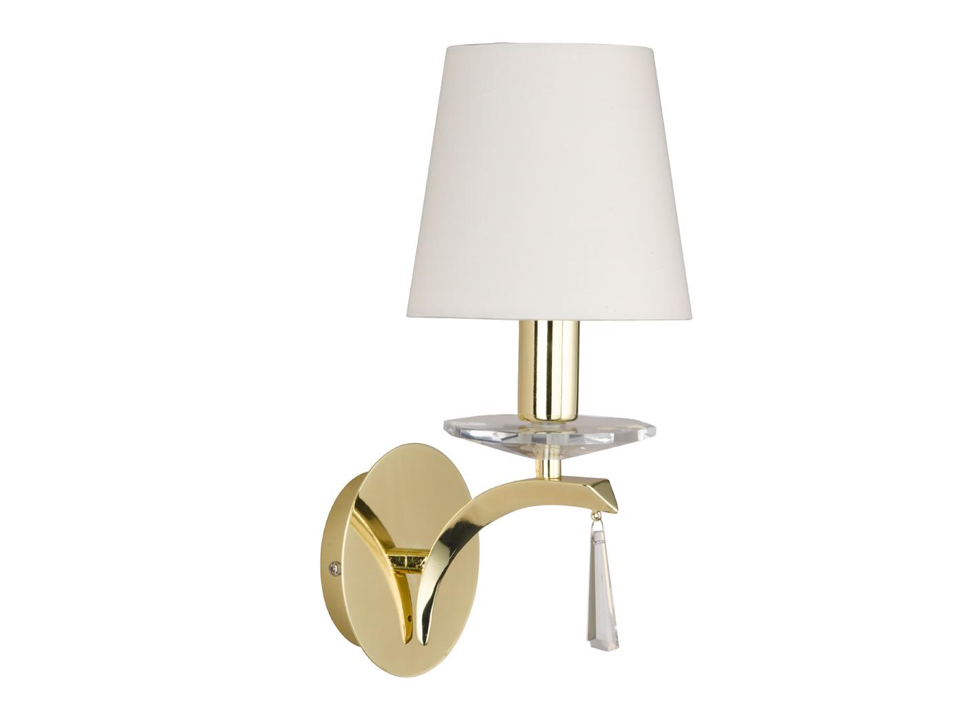 Lampada da parete ottone Acrilico OMBRELLO TESSUTO BIANCO SOGGIORNO SOGGIORNO SOGGIORNO LED Lampada Camera da Letto 3adb05