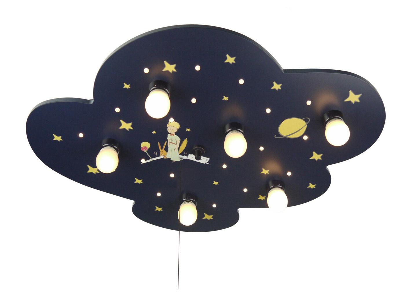 led deckenlampe f r kinderzimmer alexa licht an led schlummerlicht wolkenlampe eur 175 49. Black Bedroom Furniture Sets. Home Design Ideas