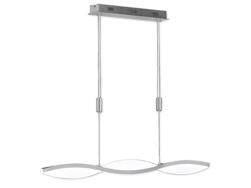 led h ngeleuchte dimmbar h henverstellbar l nge 110 5cm. Black Bedroom Furniture Sets. Home Design Ideas