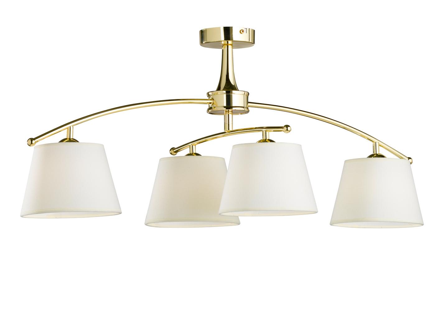 Malerisch Messing Deckenlampe Foto Von Schwenkbar, Poliert, Wohzimmerdeckenleuchte Bürolampe