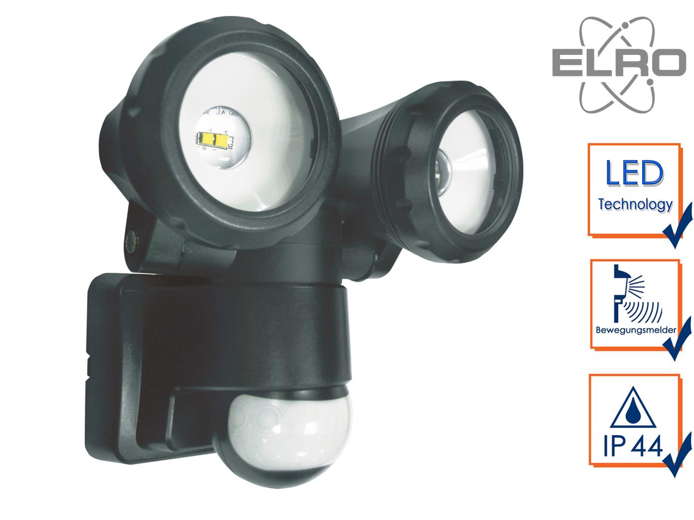 10 w LED lámpara de parojo exterior 12 metros muro detectores de movimiento emisor eh exterior