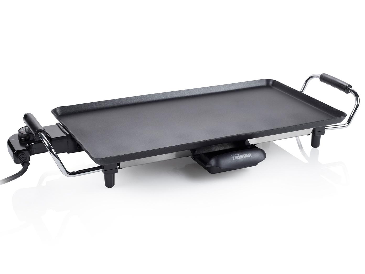 teppan yaki tischgrill xl elektrogrill partygrill balkon 2000w fettarm grillen ebay. Black Bedroom Furniture Sets. Home Design Ideas