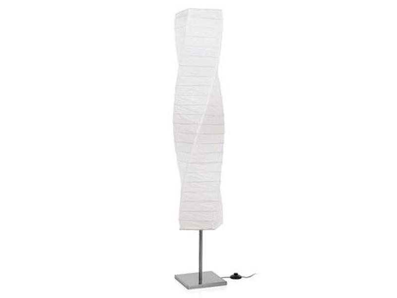 papier stehlampe twister 149cm hoch standleuchte. Black Bedroom Furniture Sets. Home Design Ideas