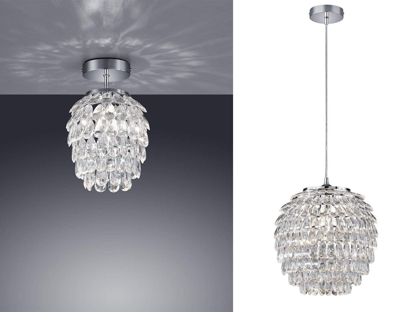 Details zu Coole Kugelpendel lange Pendelleuchte Treppenhaus Wohnzimmer  Lampen für den Flur