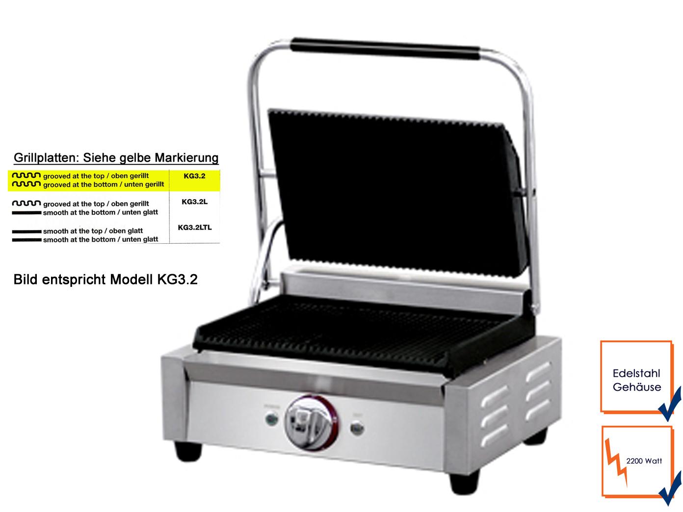 profi edelstahl kontaktgrill 2200 watt gastro kontaktgrill elektro multi grill 4260380828199 ebay. Black Bedroom Furniture Sets. Home Design Ideas