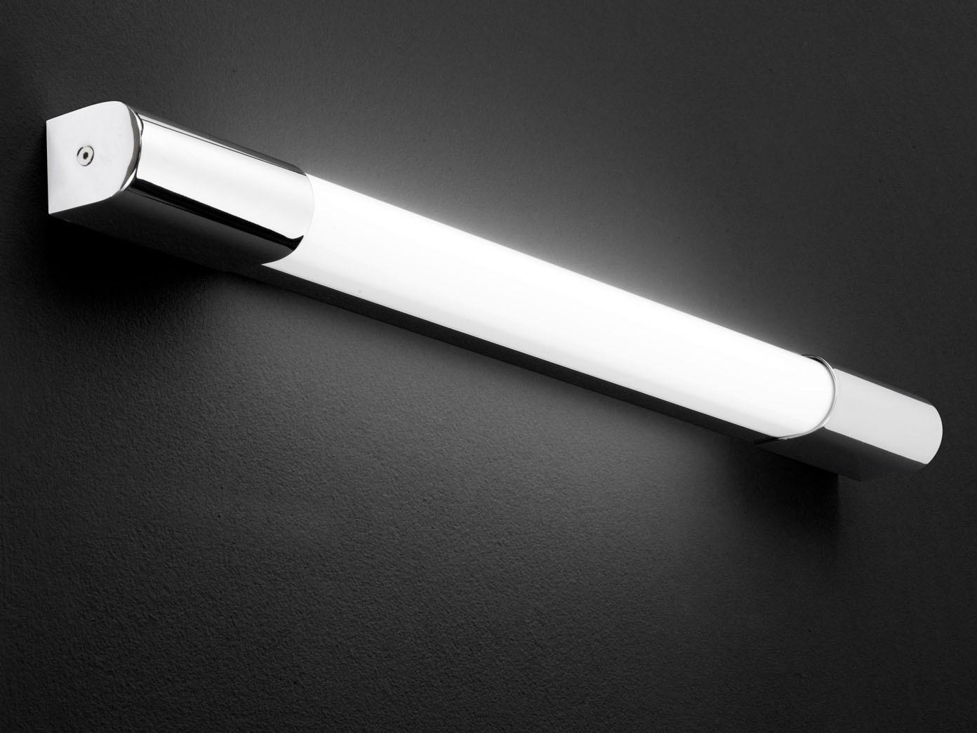 LED Badleuchte 35cm Röhre klassisch IP44 Wofi-Leuchten