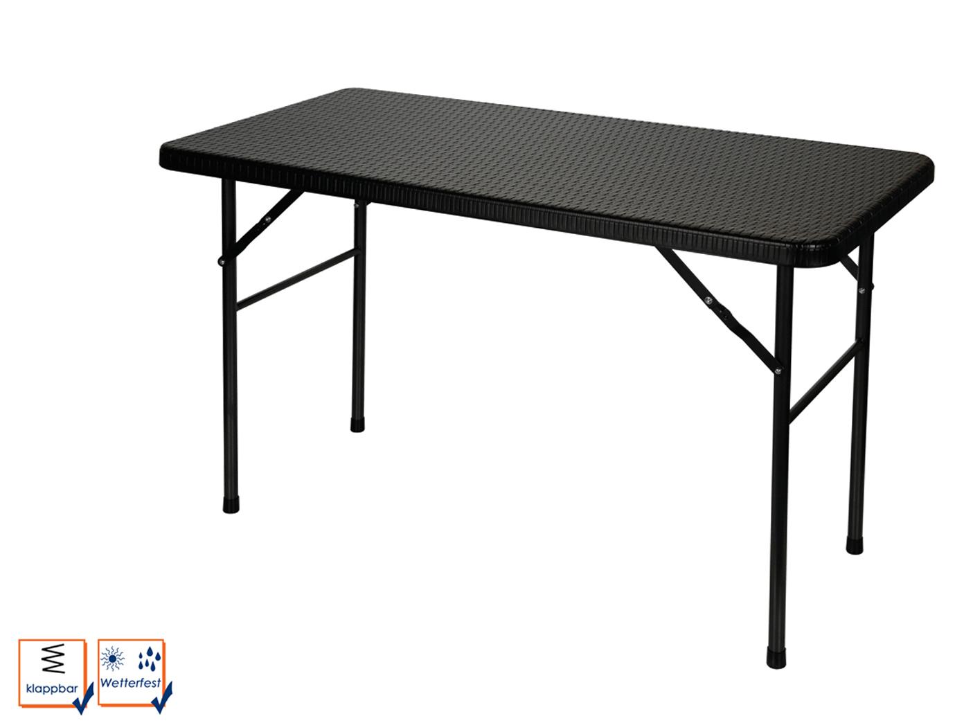 Kmh teak klapptisch 120 cm rund esstisch gartentisch for Esstisch 120x70 ausziehbar