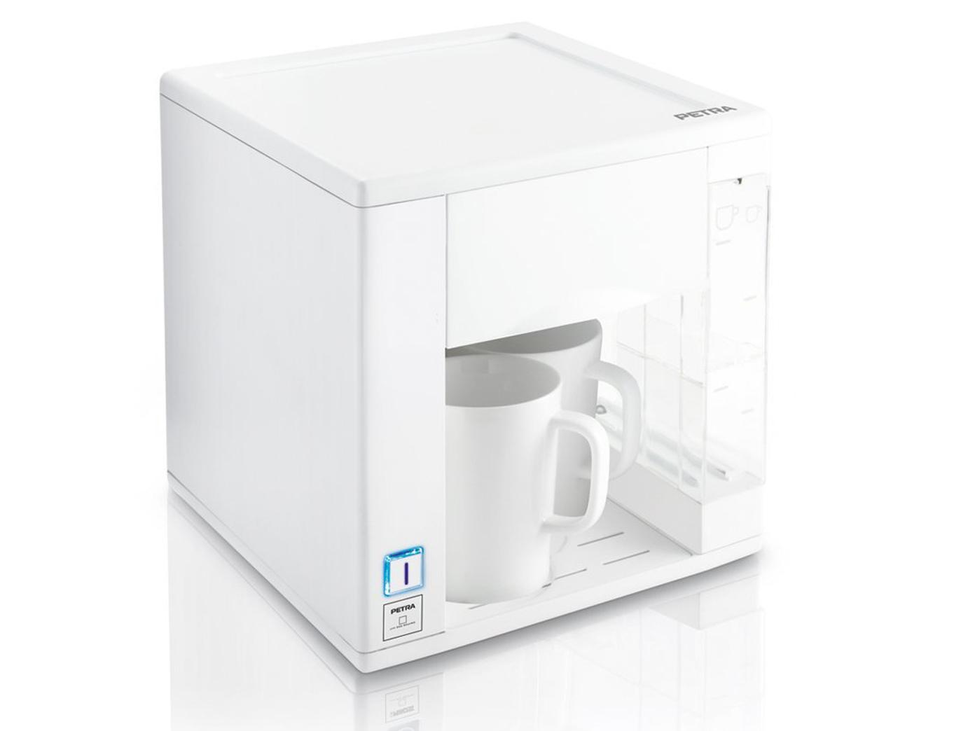 kleine 2 tassen kaffeemaschine singlehaushalt coffee maker mini kaffeekocher ebay. Black Bedroom Furniture Sets. Home Design Ideas