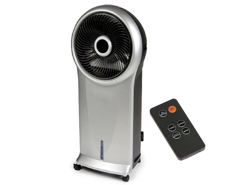 Ventilatore torre con telecomando /& raffreddamento ad acqua 5 Litri Serbatoio Acqua funzione di raffreddamento