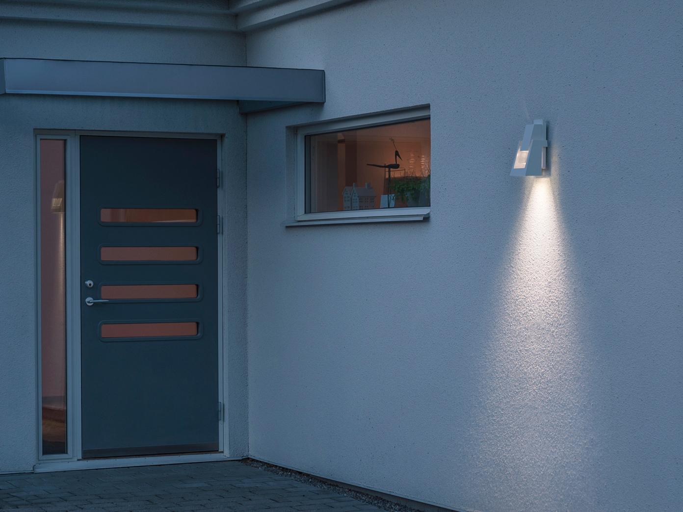 2er-Set dimmbare dimmbare dimmbare Außenwandleuchten POTENZA, 350Lm, austauschbares LED Modul   Erlesene Materialien    Sofortige Lieferung    Gewinnen Sie hoch geschätzt  f2e181