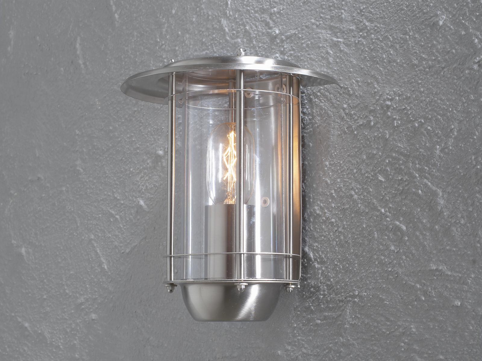 Konstsmide Trento Wandleuchte 7565-000 Wandlampe Aussenlampe Gartenlampe Lampe Lampen & Licht