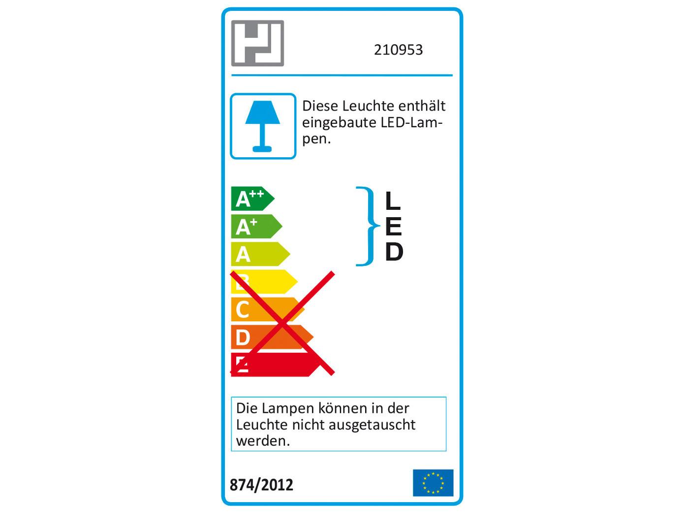 Honsel-Design-LED-Stehlampe-CORK-150cm-Chrom-Stehleuchte-Wohnzimmerlampe-modern