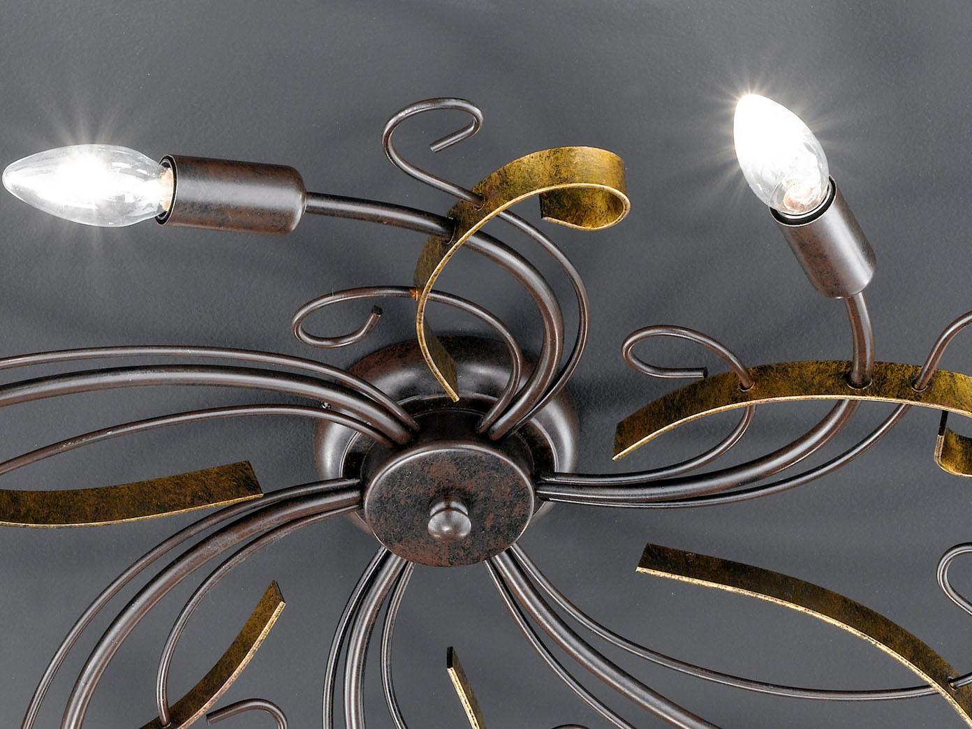 Deckenlampe-im-Antik-Stil-rost-goldfarben-85-x-60-cm-Honsel-Leuchten